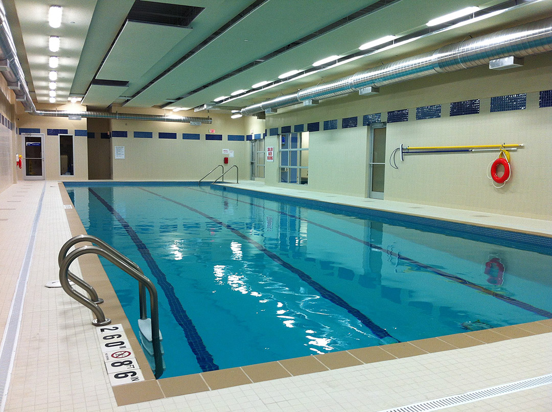 Shendy's Swim Centre, Toronto